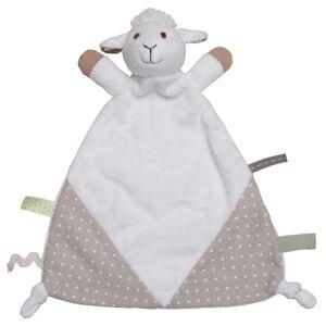 Przytulanka z metkami - little lamby