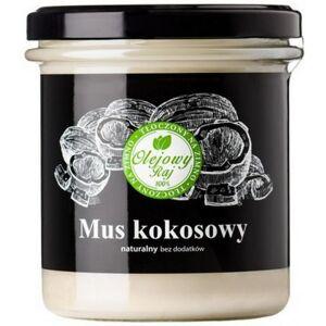Olejowy Raj Mus kokosowy wieo mielony z miszu kokosa 270 g