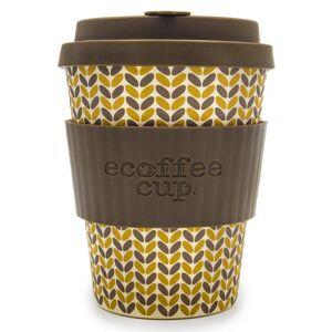 Ecoffee Cup Kubek z wkna bambusowego threadneedle