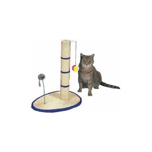 TRIXIE Tirxie Drapak z piłką i myszką 50,5cm - Do każdego zamówienia dodaj prezent. Bez dodatkowych wymagań - tak łatwo jeszcze nie było!
