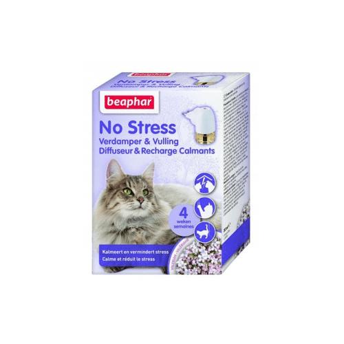 Beaphar No Stress Cat dyfuzor + wkład uzupełniający 30ml