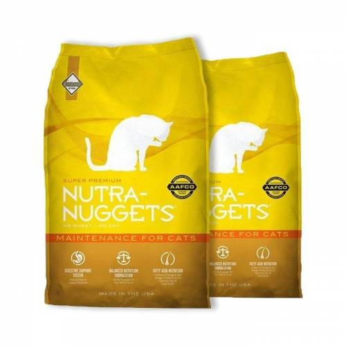 Nutra Nuggets Cat Maintenance 2x7,5kg