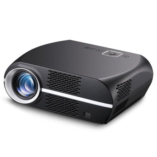 369377DEDF Projektor VIVIBRIGHT GP100 720P Linux LED Rzutnik multimedialny 3500LM