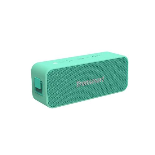 370728CZJE Głośnik Tronsmart T2 Plus 20W Bluetooth 5.0 - jasnozielony