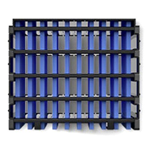 370670CZJE Wymienny filtr chłodnicy powietrza NexFan - czarny