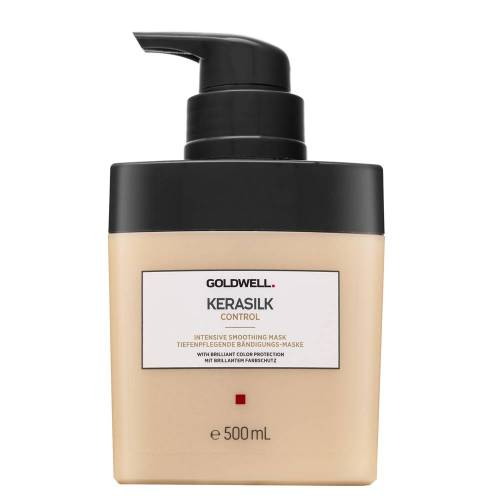 Goldwell Kerasilk Control Intensive Smoothing Mask maska wygładzająca do niesfornych włosów 500 ml