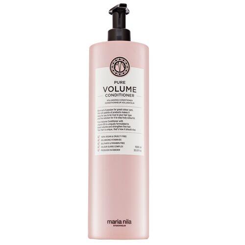 Maria Nila Pure Volume Conditioner odżywka do włosów bez objętości 1000 ml