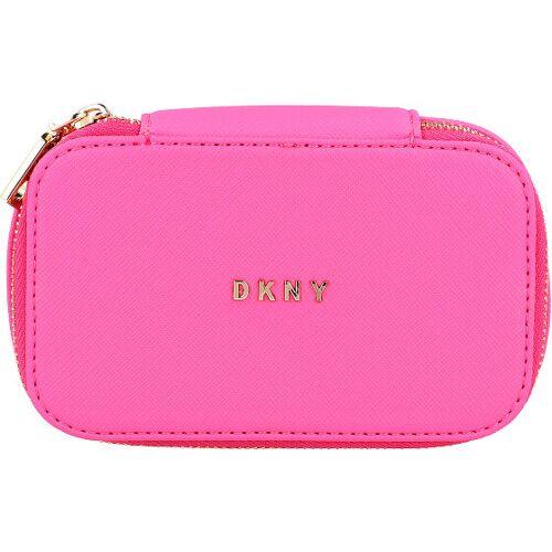 DKNY Gia Gifting Szkatułka na biżuterię 13 cm bright pink  - fuksja - Damy