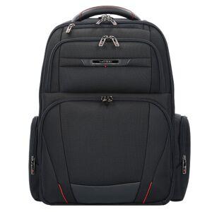 Samsonite Pro-DLX 5 Plecak biznesowy 48 cm z przegrodą na laptopa black  - czarny - Damy,Unisex - Dorośli,Mężczyźni