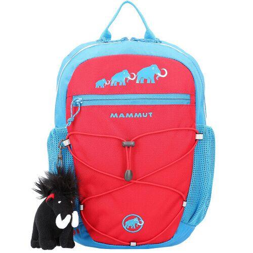 Mammut First Zip 8 Plecak przedszkolny 31 cm imperial-inferno  - niebieski - Unisex - Dzieci