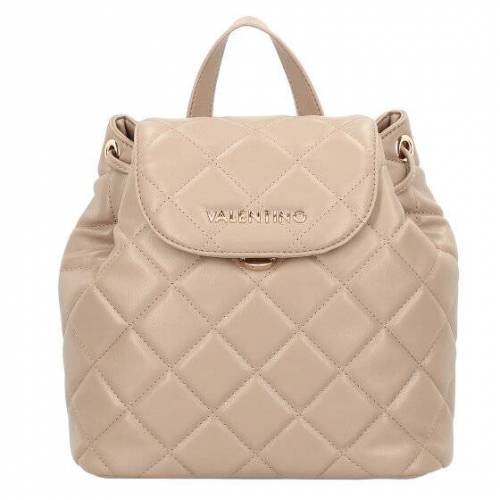 Valentino Bags Ocarina City Plecak 27 cm taupe  - beżowy - Damy