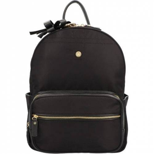Jette Nylon All Around CIty Plecak 36 cm przegroda na laptopa black  - czarny - Damy