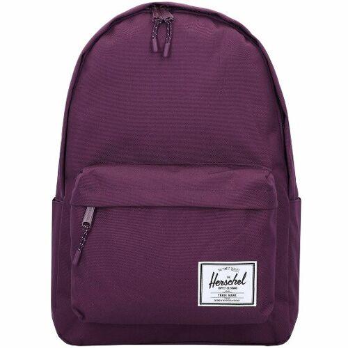 Herschel Classic XL Plecak 44 cm przegroda na laptopa blackberry wine  - liliowy - Damy,Mężczyźni,Unisex - Dorośli