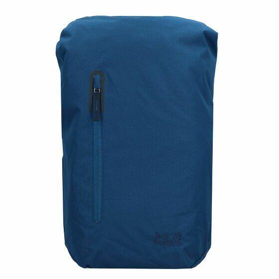 Jack Wolfskin Coogee Plecak City Plecak 50 cm przegroda na laptopa poseidon blue  - niebieski - Mężczyźni,Damy,Unisex - Dorośli