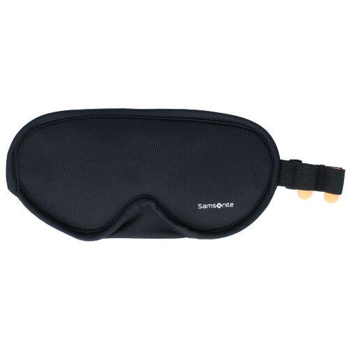 Samsonite Global Reisezubehör Maska do spania & Zatyczki do uszu 19 cm black  - czarny - Mężczyźni,Damy,Unisex - Dorośli
