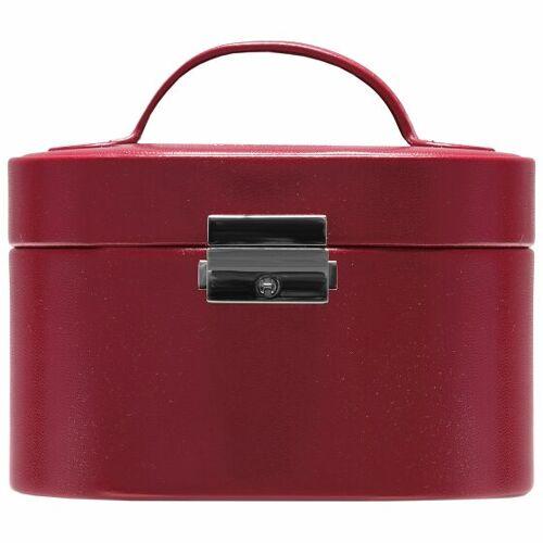 Windrose Merino Szkatułka na biżuterię 15 cm rot  - czerwony - Damy