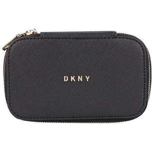 DKNY Gia Gifting Szkatułka na biżuterię 13 cm black gold  - czarny - Damy