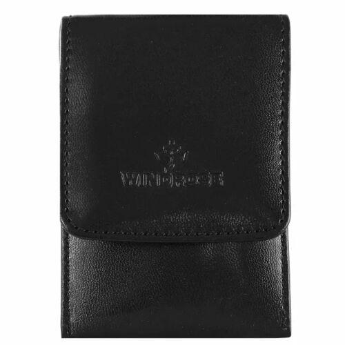 Windrose Merino Zestawy do manicure 7,5 cm schwarz  - czarny - Unisex - Dorośli