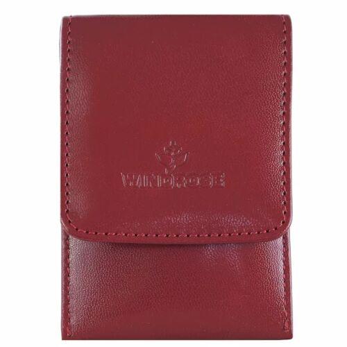 Windrose Merino Zestawy do manicure 7,5 cm rot  - czerwony - Unisex - Dorośli
