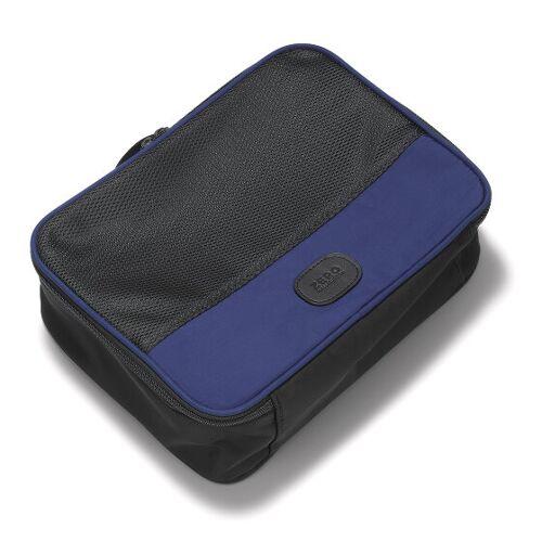 Zero Halliburton Packing System Medium Case Torebka do przechowywania 30 cm black  - czarny - Unisex - Dorośli,Damy,Mężczyźni