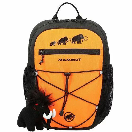 Mammut First Zip 8 Plecak przedszkolny 31 cm safety orange-black  - pomarańczowy - Unisex - Dzieci