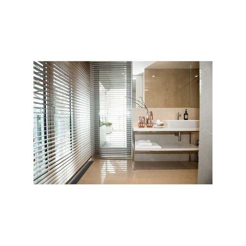Półmisek szklany srebrny Home Decoration Glassmous 39 cm