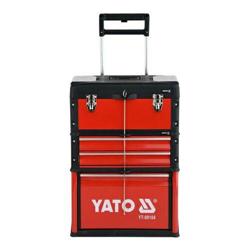 Yato Wózek narzędziowy 3-częściowy YT-09104