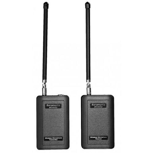 Bezprzewodowy zestaw audio Saramonic SR-WM4C