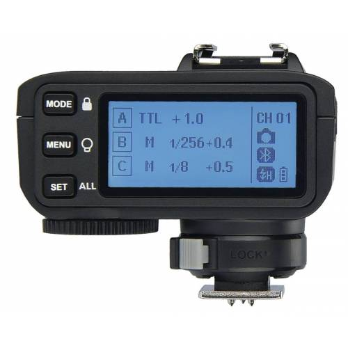 Sterownik radiowy Quadralite Navigator X Plus S / Sony + voucher na akcesoria 100zł za każd. wyd. 1000zł