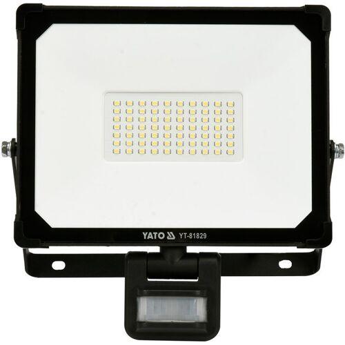 Yato Reflektor SMD LED 50W 5000lm z czujnikiem ruchu YT-81829