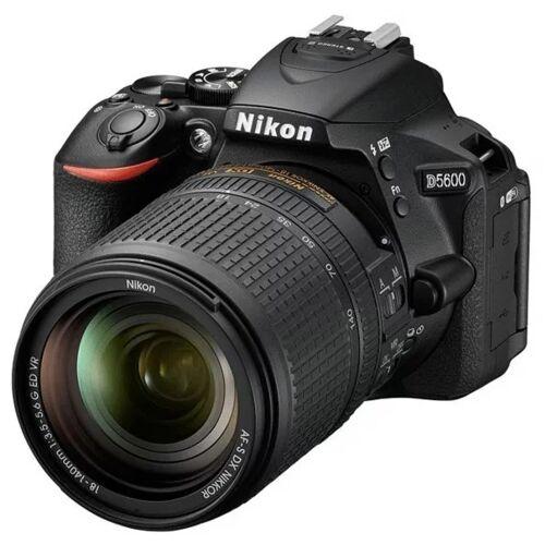 Nikon Aparat Nikon D5600 + 18-140 mm f/3.5-5.6 G ED VR