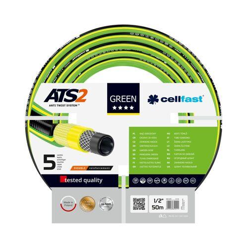 """Wąż ogrodowy Cellfast GREEN ATS2 1/2"""" 50m 15-101"""