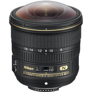 Nikon Obiektyw Nikon Nikkor 8-15 mm f/3.5-4.5 E ED Fisheye