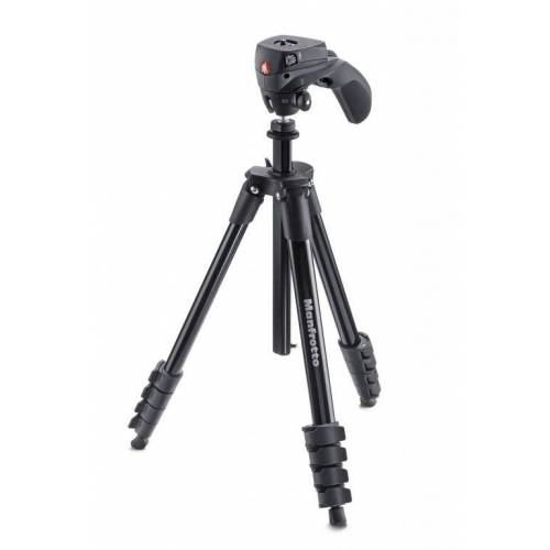 Manfrotto Statyw Manfrotto Compact Action z głowicą kulowa