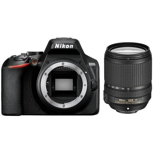 Nikon Aparat Nikon D3500 + AF-S DX 18-140 G ED VR