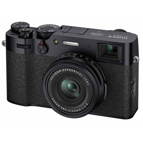 Fujifilm Aparat kompaktowy FujiFilm X100V Czarny