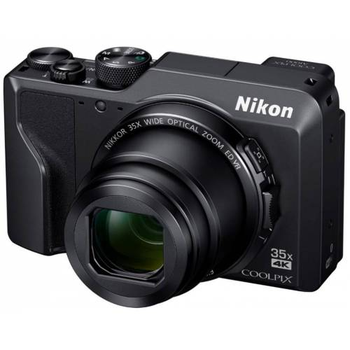 Nikon Aparat kompaktowy Nikon Coolpix A1000 czarny