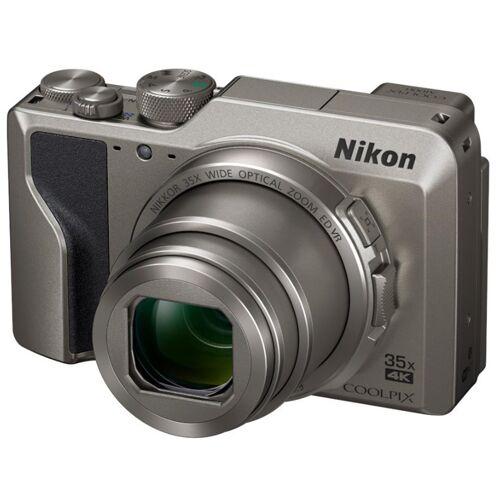 Nikon Aparat kompaktowy Nikon Coolpix A1000 srebrny