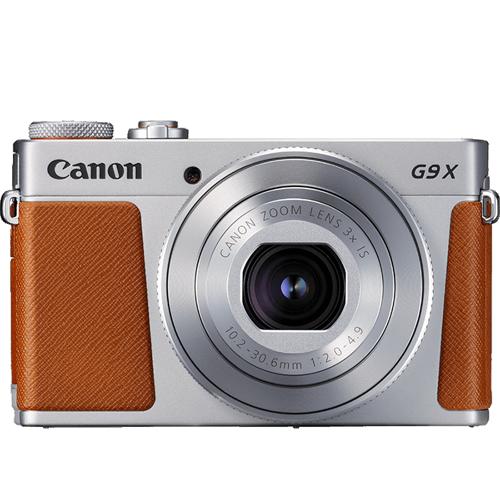 Canon Aparat Canon PowerShot G9 X Mark II srebrny + voucher na akcesoria 100zł za każ. wyd. 1000zł