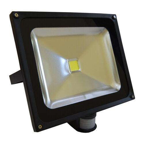 REFLEKTOR LED 30W / 2700LM CZUJNIK RUCHU