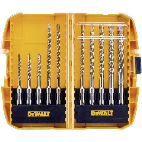 DeWalt Zestaw wierteł DeWALT SDS 10cz.