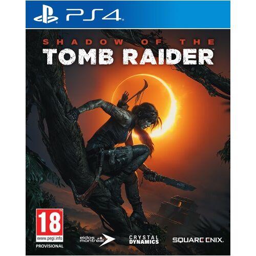 Shadow Gra PS4 Shadow Of Tomb Raider