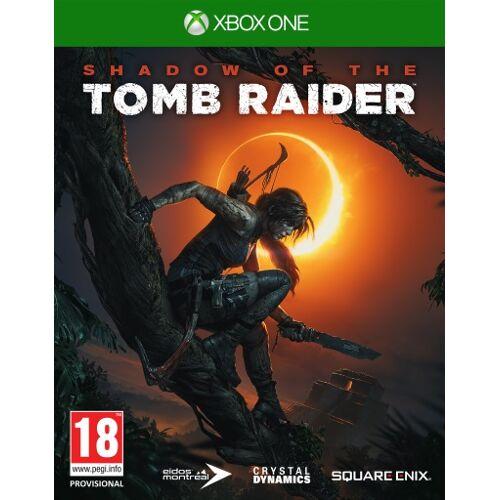 Shadow Gra Xbox One Shadow Of Tomb Raider