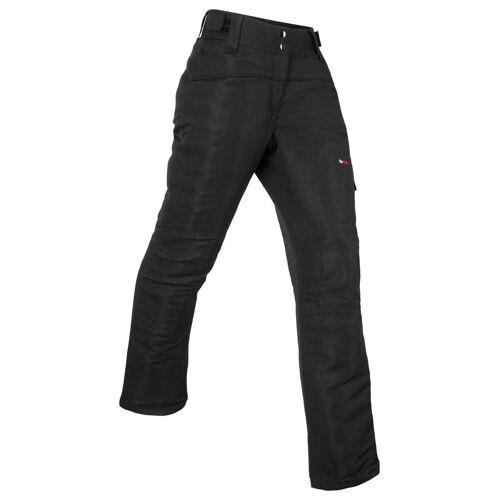 bonprix Spodnie termoaktywne funkcyjne, długie bonprix czarny - Size: 38;40;42;44;46