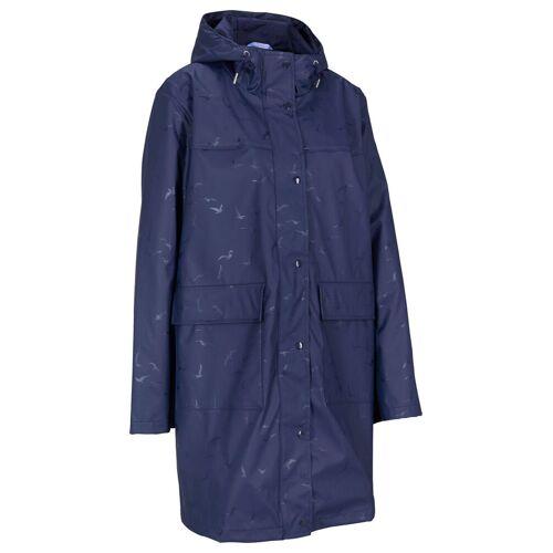 bonprix Płaszcz przeciwdeszczowy bonprix ciemnoniebieski - Size: 38;40;42;44;46;50