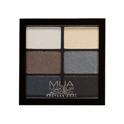 MUA Makeup Academy Palety cieni Paleta cieni do powiek SMOKEY SHADOWS 6.0 g