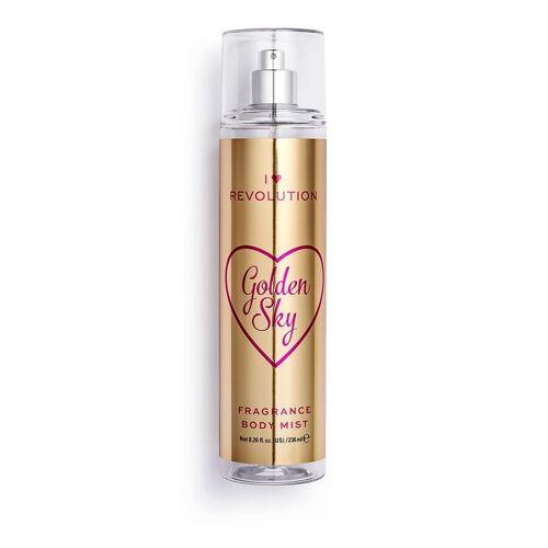 I Heart Revolution Mgieki zapachowe Golden Sky 236.0 ml