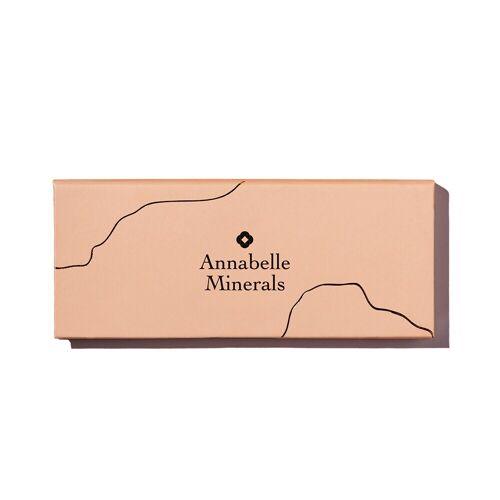 Annabelle Minerals Makija oczu Paleta cieni do brwi Brow Like Wow 3.9 g