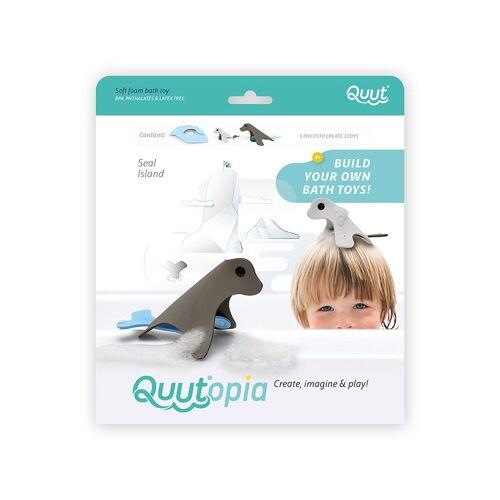 Quut Produkty Zestaw puzzli piankowych 3D Quutopia Foki