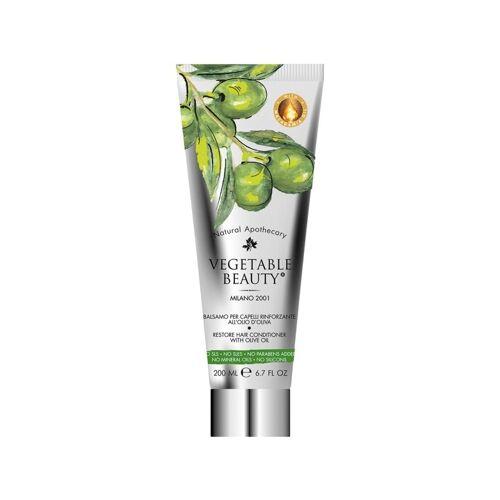 Vegetable Beauty Pielgnacja wosw Odywka z oliw z oliwek 200.0 ml